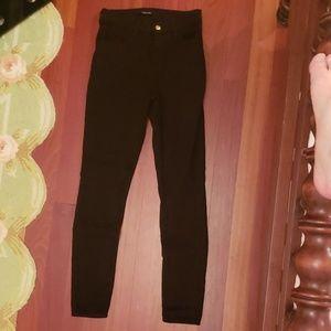 Size 26 J Brand Maria High rise skinny jeans